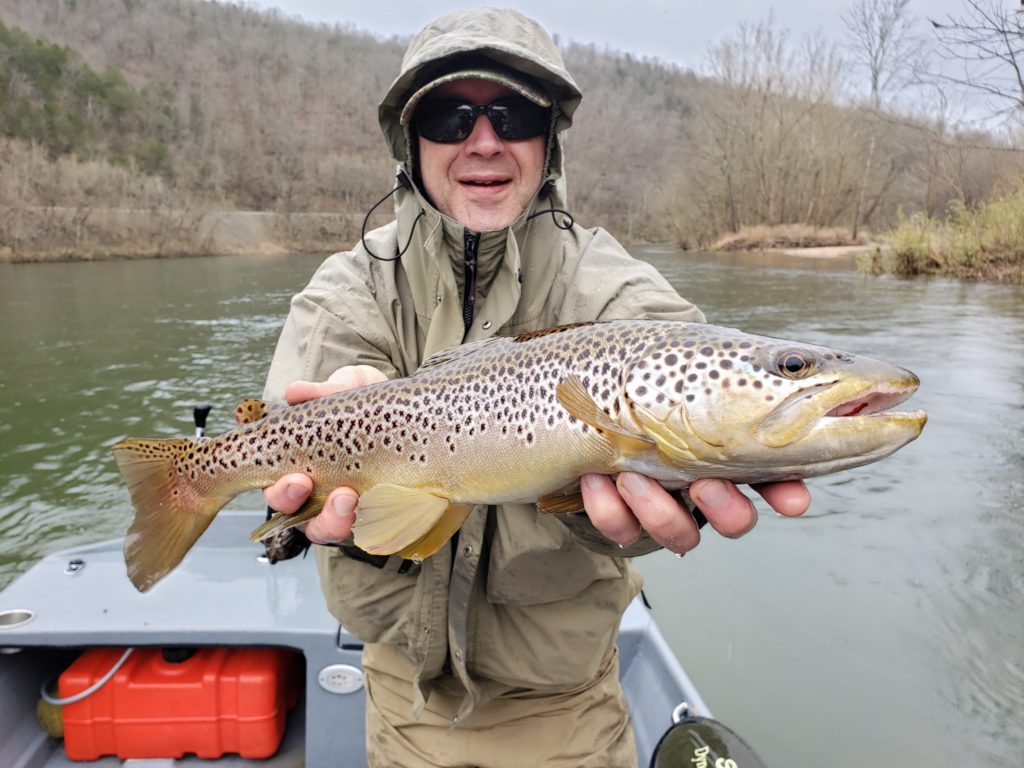 Stripping Streamers and Hunting For Big Browns!